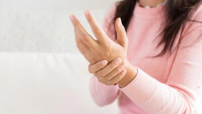 板機指手指肌腱發炎