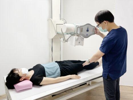 名冠診所最新數位X光檢查